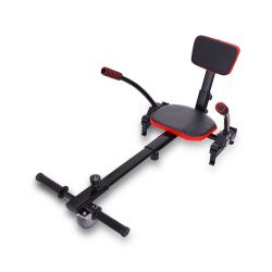 "Hooboard Hovercart - Mini Gokart pre hoverboardy 6"" - 10"", Nastaviteľné sedadlo k hoverboardom"