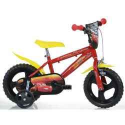 "DINO Bikes - Detský bicykel 12"" 412ULCS3 - Cars 3 2018"