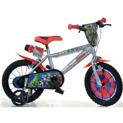 "DINO Bikes - Detský bicykel 16"" 416UAV2 Avengers"