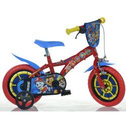 "DINO Bikes - Detský bicykel 12"" 612LPW - Paw Patrol 2019"