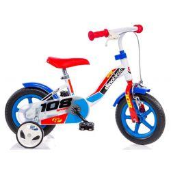 "DINO Bikes - Detský bicykel 10"" 108FLB - Boy 2017"