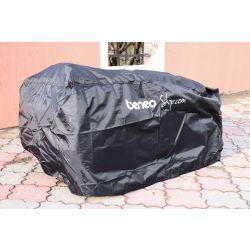 Zakrývacia plachta na detské autíčka - 110 x 65 x 55 - BENEO