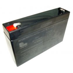 6V7Ah Deep Cycle Sealed Lead Acid Battery
