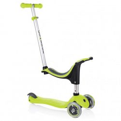 Globber Kolobežka GO-UP Sporty Lime Green