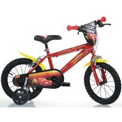 "DINO Bikes - Detský bicykel 16"" 416UCS3 - Cars 3 2017"