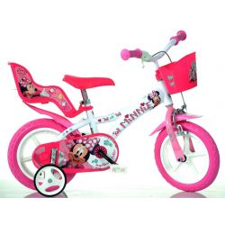 "DINO Bikes - Detský bicykel 12"" 612LNN - Minnie 2018"