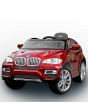 Electric ride on Car BMW X6 Red Painted