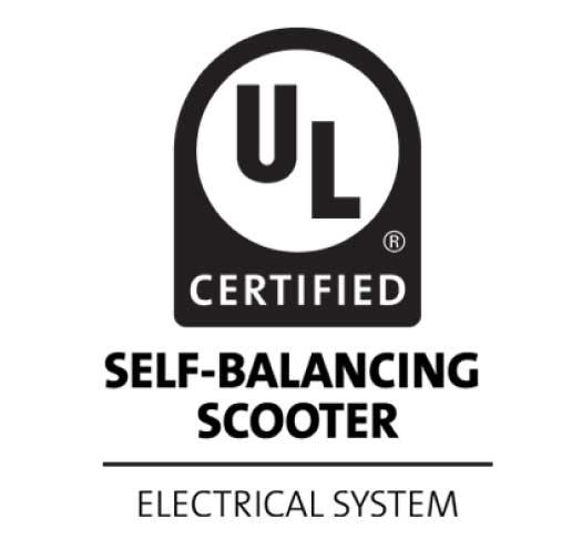 Čo znamená UL certifikát hoverboardov